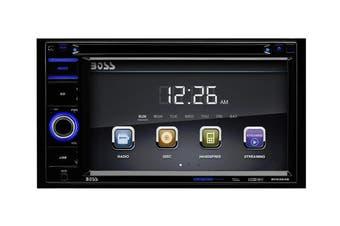 "Boss Audio BV9364B 6.2"" Bluetooth CD/DVD/USB/SD Receiver"