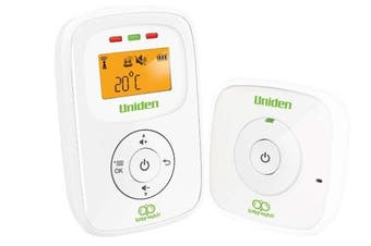 Uniden BW130 BABY AUDIO MONNITOR WITH TEMPERATURE