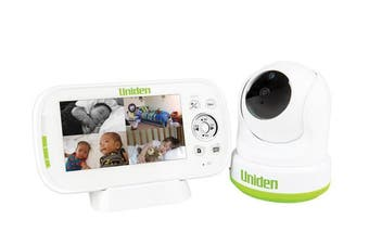 "Uniden BW3451R 4.3"" Digital Wireless Baby Video Monitor Remote"