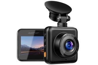 Apeman C420A 1080P Full HD Dash Camera Night Vision Motion Detection