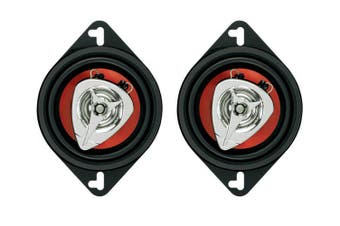 "Boss Audio CH3220 Chaos Exxtreme Series 3.5"" 2-Way 140W Speakers"