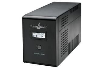 PowerShield Defender 1600VA 960W/USB Comm/3x Surge, 3x UPS