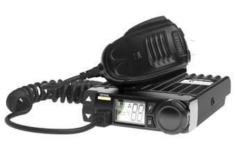 Crystal DB477A Compact 80 Channel 5W In-Car UHF CB Radio