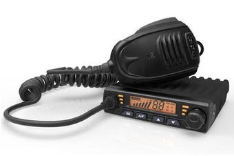 Crystal Mini 5W UHF Radio
