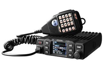 Crystal DB477I Pro Series 80 Channel 5 Watt 2-Way CB Radio