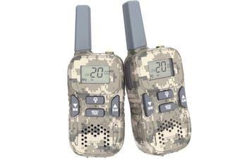 Crystal DBH03RTC 80 Channel 0.5W In-Car UHF CB Radio