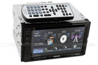 """Kenwood DDX415BT 6.2"""" Bluetooth DVD Monitor"""