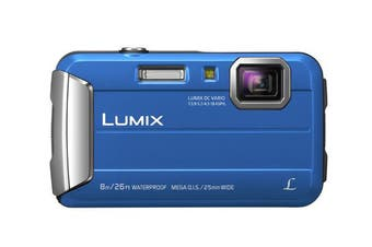 Panasonic - DMC-FT30-A - Lumix Digital Camera