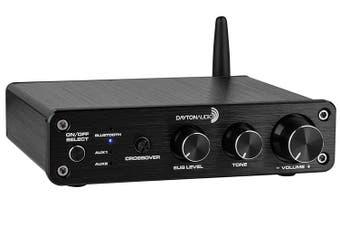 Dayton Audio DTA-2.1BT2 200W Class D 2.1 Amplifier w/ Bluetooth
