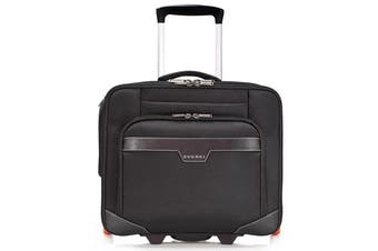 "Everki 11''-16"" Journey Laptop Trolley Rolling Briefcase"