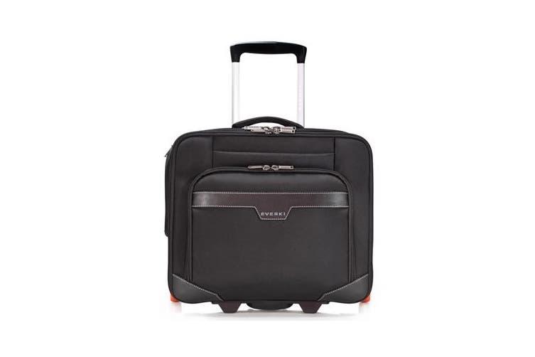 "Everki 11''-16"" Journey Laptop Trolley Rolling Briefcase"