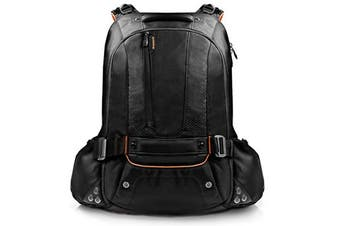 "Everki Beacon Laptop Backpack w/ Gaming Console Sleeve fits 18"" Black"