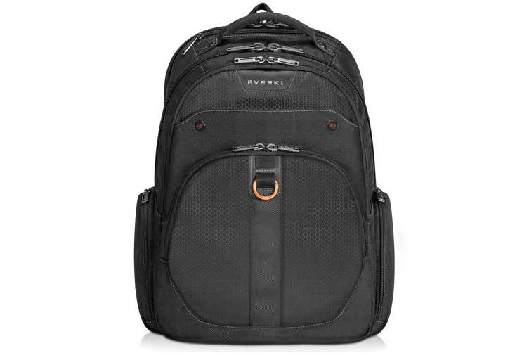 "Everki Atlas 15.6"" Checkpoint Friendly Laptop Backpack"