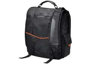 "Everki 14.1"" Urbanite Laptop Vertical Messenger Bag"
