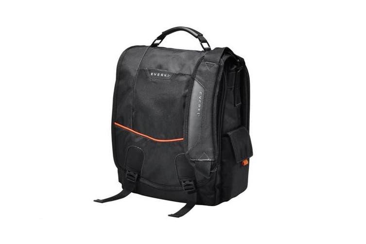 """Everki 14.1"""" Urbanite Laptop Vertical Messenger Bag"""