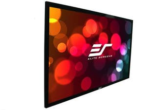 "Elite Screens ER100DH2 100"" Fixed Projector Screen"