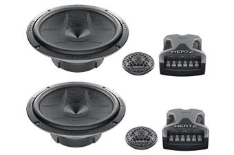 "Hertz Audio ESK165L5 Energy 6.5"" 2-Way 300W Component Speaker System"