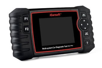 iCarsoft EU PRO V2 OBDII Diagnostic Code Scan for European Cars