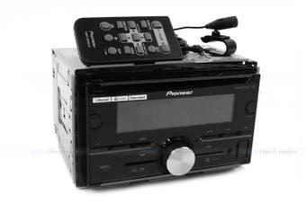 Pioneer FH-S705BT Dual Bluetooth CD FM USB Spotify Siri Eyes
