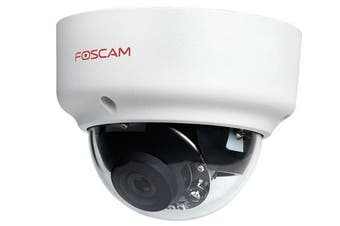 Foscam Fi9961pep Dome Camera 1080P Poe Ip66 Ip Security Camera Indoor & Outdoor