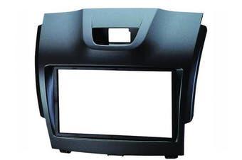 Isuzu D-Max, Holden Colorado Double DIN Facia Kit Aerpro FP8061