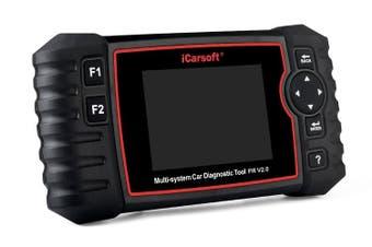 iCarsoft FR V2.0 Citroen Peugeot Renault OBDII Fault Code Scanner