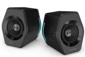 Edifier G2000 Gaming 2.0 Speakers System Bluetooth USB Sound RGB Light