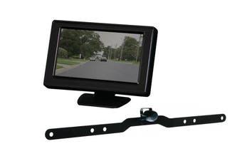 "Gator G427 4.3"" Reverse Monitor Camera Wired Kit"
