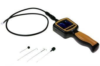 "Bullant 2.3"" TFT LCD Video Camera IP67 Waterproof 8mm 1m Inspection Borescope"