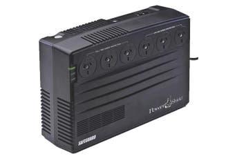 PowerShield SafeGuard 750VA 450W/Surge Protection/USB Comm