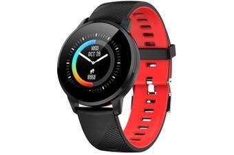 "Havit H1113A 1.3"" Touch Fitness Activity Waterproof Sports Smartwatch"