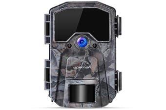 Apeman H55 20MP 1080P Infrared Night Vision Hunting Trail Camera IP66