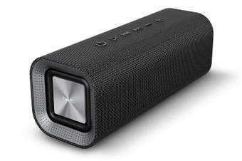 Havit HV-M16 Bluetooth 4.2 Wireless Stereo Speakers Black Woven Mesh