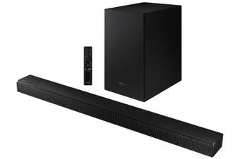 Samsung HW-T550 Series 5 320W 2.1 Channel Soundbar + Subwoofer