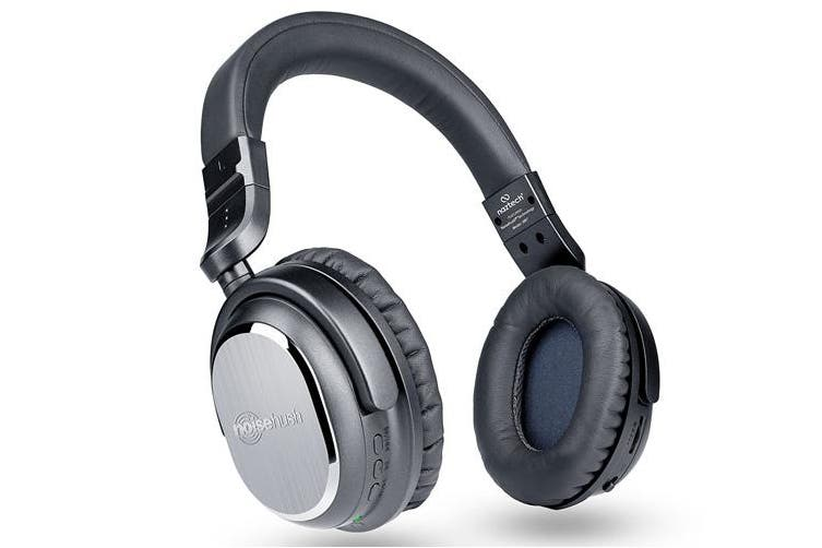 Noisehush i9BT Bluetooth 4.1 Active Noise Cancelling Headphones