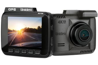 Uniden iGO Cam 80 Smart WiFi Dash Camera