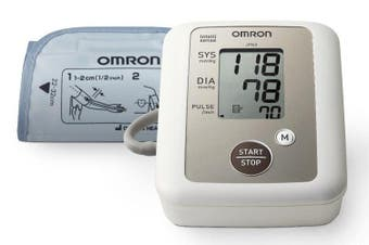 Omron JPN2 Upper Arm Blood Pressure Monitor