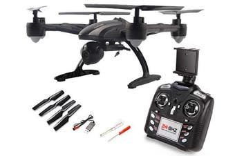 Jxd 509G Fpv Rc Drone Quadcopter Helicopter 5.8Ghz 4Ch 2.0Mp Camera With Monitor