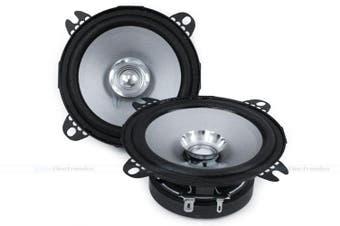 "Kenwood KFC-S1056 4"" 210w 2-Way Dual Cone Flush Mount Speakers"