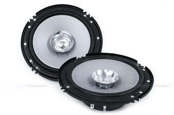 "Kenwood KFC-S1656 6"" 30W RMS 16cm 2-Way Flush Mount Speakers"