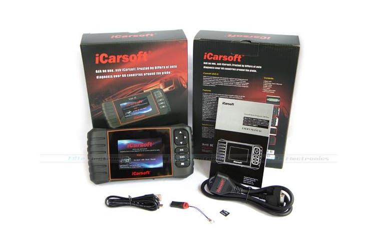 iCarsoft KHD II Korean OBD2 Diagnostic Code Scanner