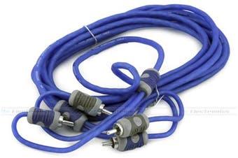 Kicker KI24 2-Channel 4M RCA Interconnect Cable
