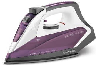 Kambrook KIR795MAU Steamline Detach Steam Garment 2200W Iron