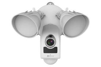 EZVIZ LC1 Smart Security Camera & Light Wireless Outdoor 1080P w Alarm