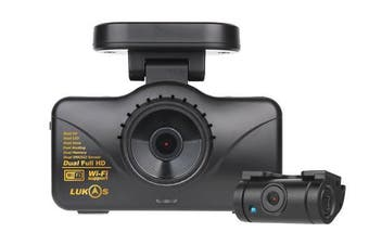 Lukas LK-7950 Wi-Fi 64GB 1080P Full HD Dash Cam