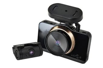 Lukas LK-9750 DUO 64GB 1080P Full HD GPS Dash Cam