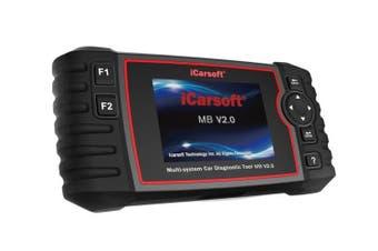 iCarsoft MB V2.0 Mercedes Benz Smart OBD2 Car Code Scanner Tool