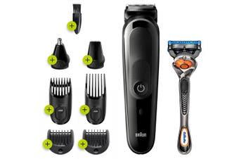 Braun MGK5260 8-in-1 Multi-Grooming Kit