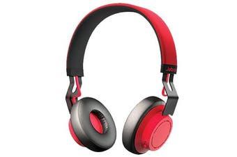 Jabra Move Bluetooth Headphones - Wireless Red