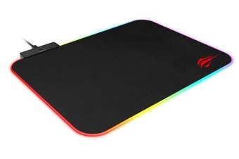 Havit RGB Gaming Mouse Pad w/ 7 Adjustable LED Colour Modes